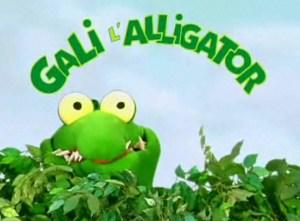 Galli l\'alligator qui buzz pour 13ème rue
