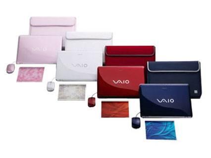 VAIO laptops