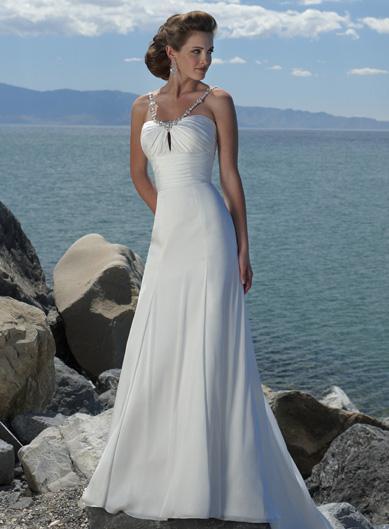 Wedding Dress Shapes Body Types