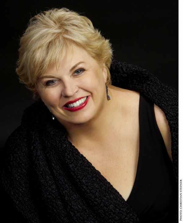 Grammy award winning soprano Christine Brewer