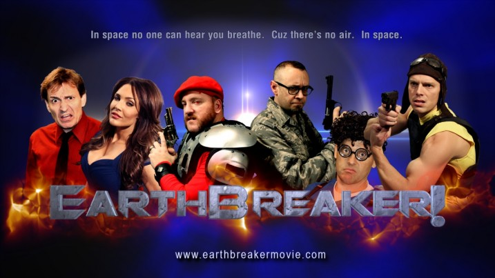 EarthBreaker!