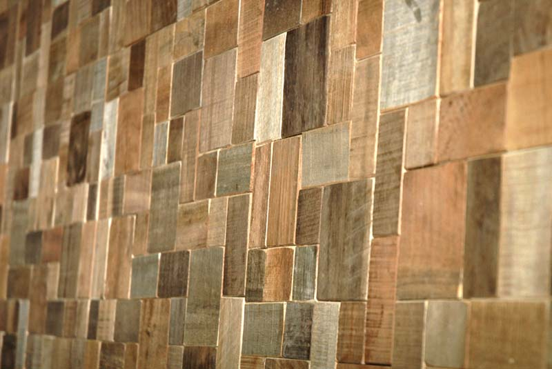 Old Becomes New With Coconut And Teak Tiles Made From Reclaimed Material Design For Less PRLog