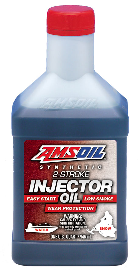 Amsoil 2 Stroke Snowmobile Oil