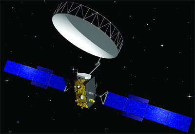 World 'first' technically advanced satellite debuts at ...