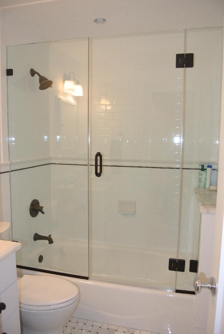 Do Frameless Shower Doors Leak Amg Shower Doors Nj
