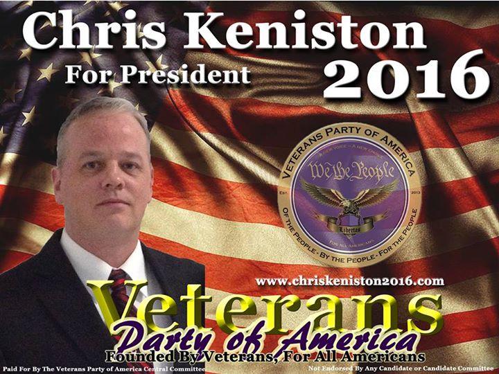 Veterans Party America Symbol