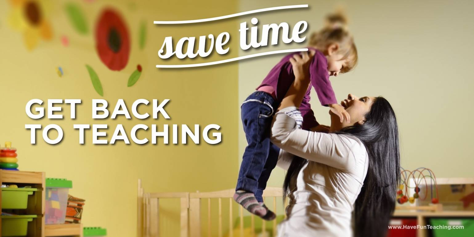 Save Time And Teach More With Access By Have Fun Teaching