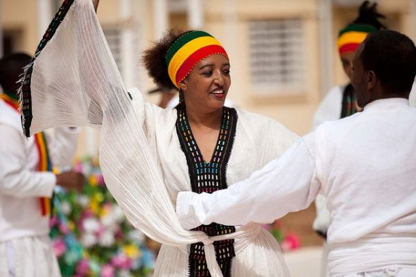 Gursha Dubai presents a cultural show on Ethiopian