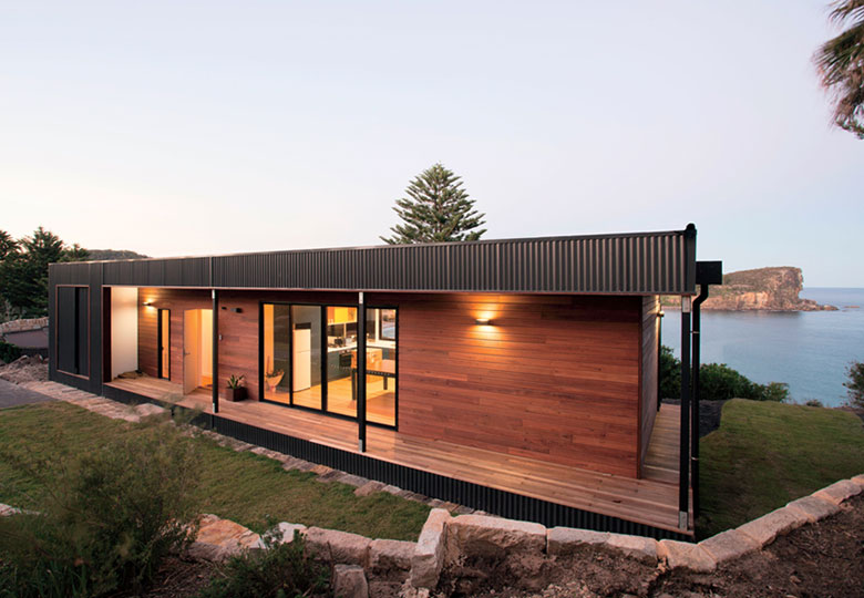 Mirax Modular Homes Launches Impressive New Modern Prefabricated     Mirax Modular Homes