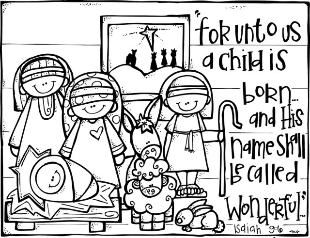Top 27 Christmas Coloring Pages, Back By Popular Demand!