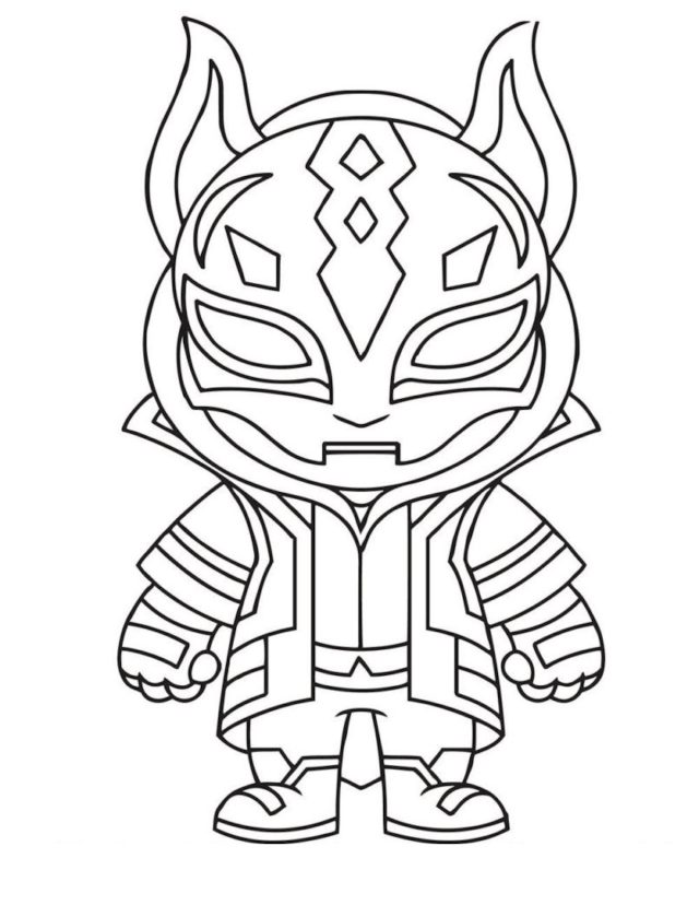 Fortnite Coloring Pages And Dozens More Top 26 Coloring Page Themes