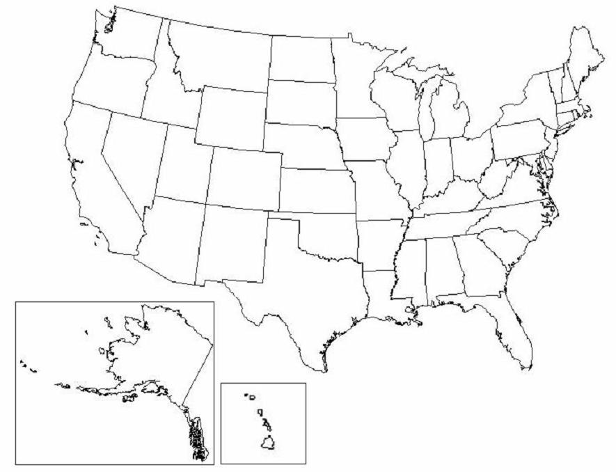 See how fast you can pin the location of the lower 48, plus alaska and hawaii, in our states game! United State Map Practice
