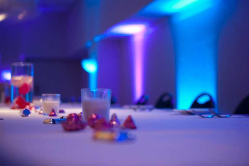 Wedding Event Lighting in Duluth