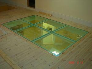 WAIKABLE LAMINATION GLASS