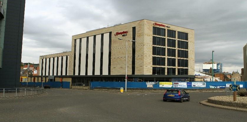 Hampton by Hilton, Dundee