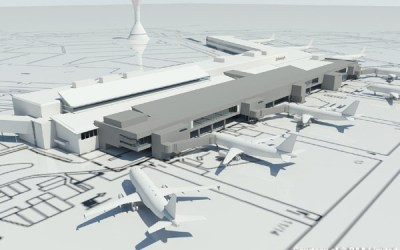 Edinburgh Airport Terminal Expansion