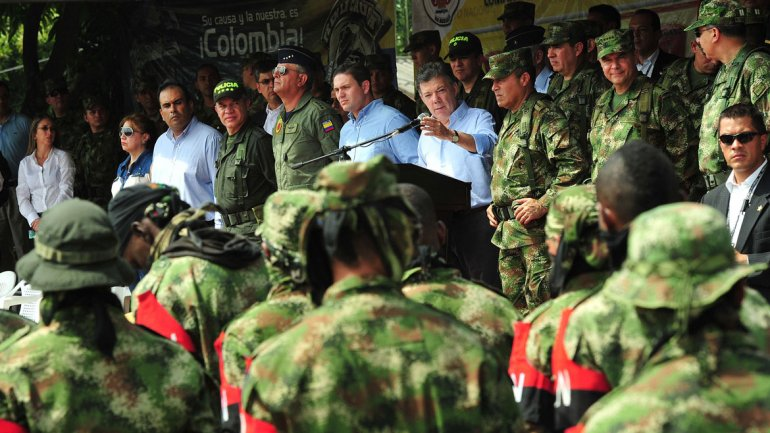 Gobierno colombiano persiste en construir paz duradera y segura