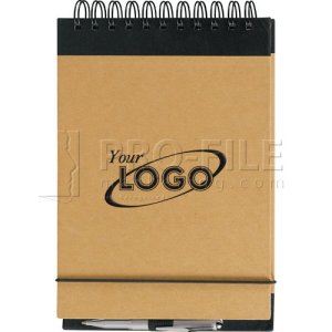 Las Vegas Promotional Products - Promotional Notepad Jotter imprinted with Logo - Las Vegas, NV