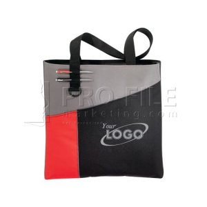 Las Vegas Promotional Products - Promotional Convention Tote Bag imprinted with Logo - Las Vegas, NV