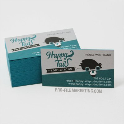 Las vegas business card design and printing pro file marketing colourmoves