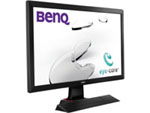 gaming monitor test 2014 benq rl2455hm