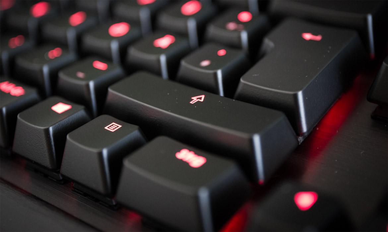 Die Beste Gaming Tastatur Unser Guide Pro Gamer Gear Madcatz Strikete Tournament Edition Keyboard