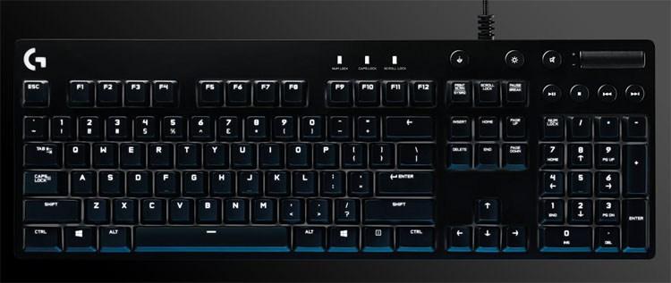 beste mechanische tastatur g610
