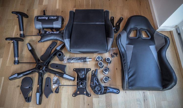 Gamer Gear ChairDer Günstiger Im Cmg TestPro Chair TlFK1cJ