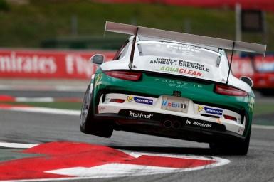 Porsche Mobil 1 Supercup Barcelona 2016 Steven Palette (F)