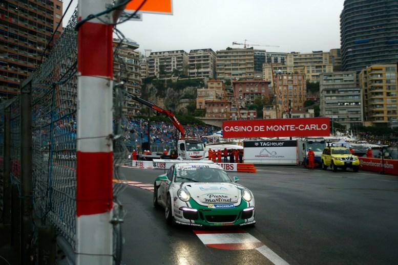 Porsche Mobil 1 Supercup Monaco 2016 Steven Palette (F)