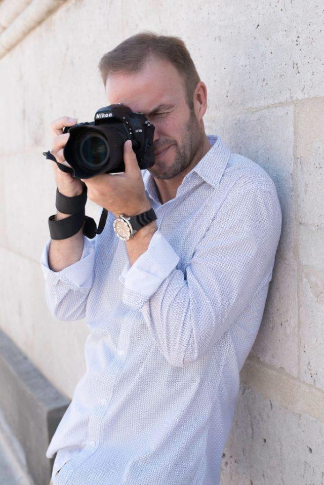 Pro-Lux Personal Branding photographer Warren Garrett,London