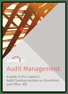 Audit Management Software Brochure