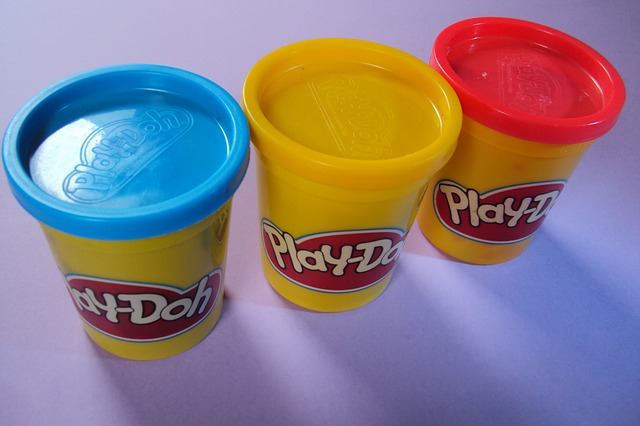Don't Be The Child That Eats The Play Doh