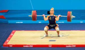 Dangerous Olympic Sports - weight lifting