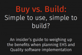 Buy vs. Build: Simple to use, simple to build?