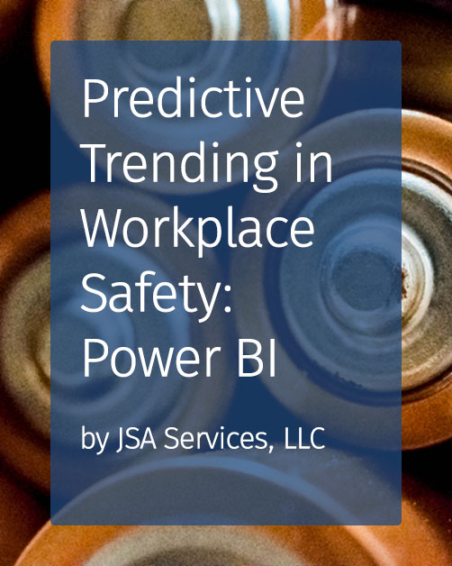 Predictive Trending in Workplace Safety: Power BI