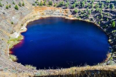 Dangerous Substances in A Lake