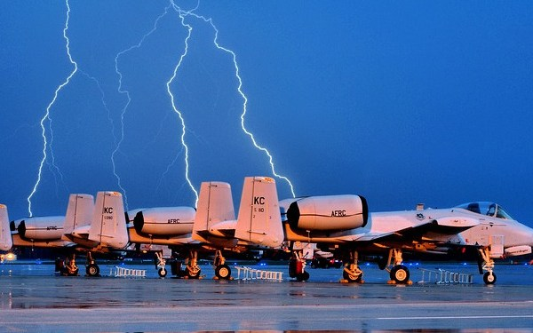 Aviation Safety – lightning protection and other lessons from the forerunner in safety