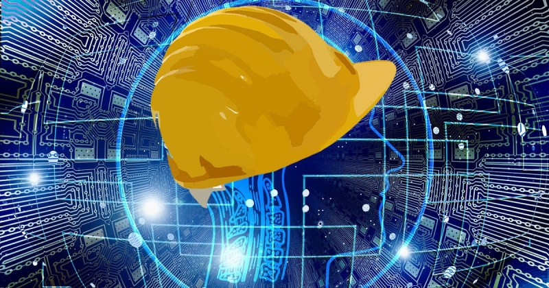 AI helps increase workplace safety and productivity.