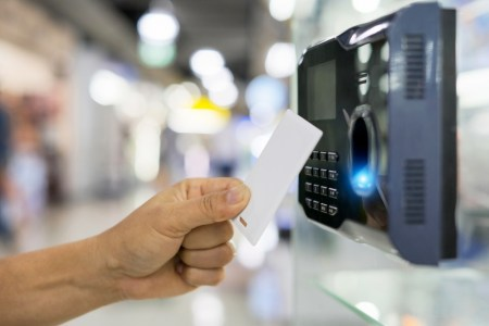 Contactless technology after the return to work