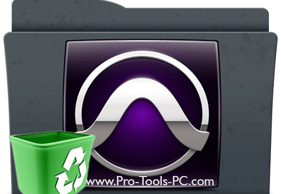 Clean Removal Of Pro Tools