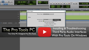 Pro Tools On Windows