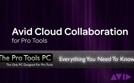 Avid Pro Tools Cloud Collaboration Everything You Need