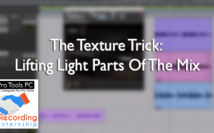 The Texture Trick