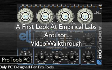 Empirical Labs Arousor Video Walkthrough