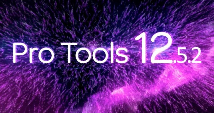 Pro Tools 12.5.2