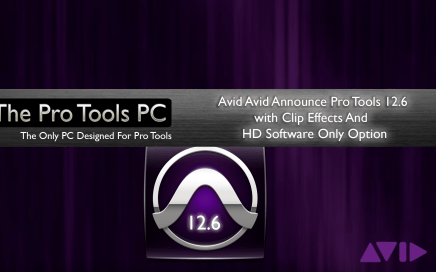 Pro Tools 12.6
