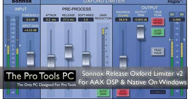 Oxford Limiter v2