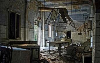 остров повелья: психиатрическая больница