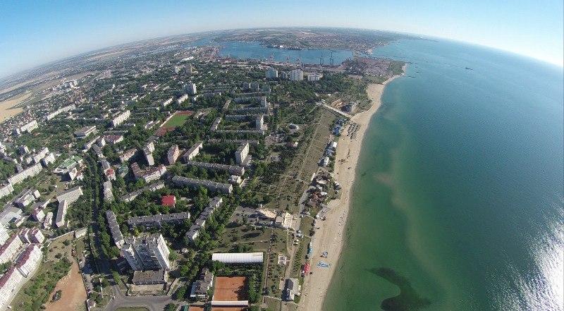 Черноморск (Ильичевск): отдых, пляжи, транспорт